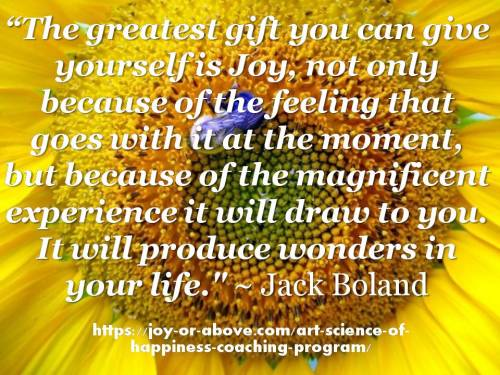 The greatest gift -Pic Qoute