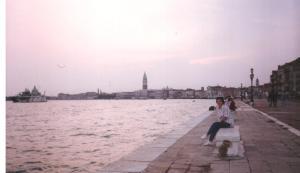 Zafira in Venice - Italy