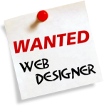 wanted-web-designer