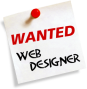 wanted-web-designer
