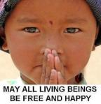 May All Beings Be Happy
