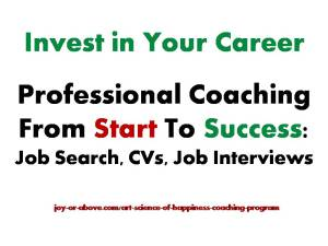 Invest in Your Career  - Logo