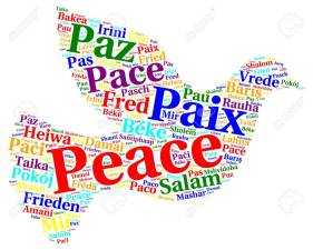 Peace-in different languages
